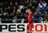 Pamatykite: C.Ronaldo dar kartą neatsisakė asmenukės su fanu