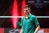 Lietuviai Europos komandinį badmintono čempionatą baigė pergalingai