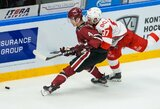 Pamatykite: N.Ališauskas jau antrose KHL sezono rungtynėse įmušė netipinį įvartį