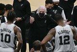 """Spurs"" klube – keturi koronaviruso atvejai"