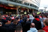 Vokietijos klubų sirgaliai žada protestuoti dėl bilietų kainų ir rungtynių laikų