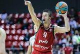 """10 perdavimų atlikęs M.Kalnietis svariai prisidėjo prie """"Lokomotiv-Kuban"""" pergalės"""