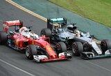 """Ar """"Ferrari"""" Bahreine įveiks """"Mercedes"""" komandą?"""