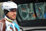 G.Bagdonas Prancūzijoje finišavo tryliktas ir išsaugojo trečią poziciją