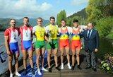 Tarptautinėse varžybose Italijoje – Lietuvos irkluotojų medalių derlius