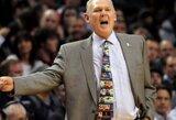 """""""Nuggets"""" vyr. treneris siūlo kardinaliai pakeisti NBA atkrintamųjų varžybų sistemą"""