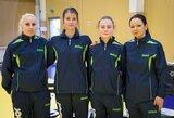 Pasaulio stalo teniso čempionate – pergalingas Lietuvos rinktinių startas