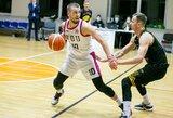 """""""TOPsport–RKL"""": 47 studento naudingumo balai ir Jurbarko """"Rockets"""""""