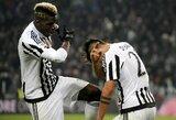 """""""Juventus"""" pasiūlymas """"Man United"""" už P.Pogbą: ne tik pinigai, bet ir du žaidėjai"""