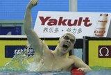 """D.Rapšys įvykdė """"A"""" normatyvą ir užsitikrino vietą Tokijo olimpiadoje, dar trys lietuviai įvykdė """"B"""" normatyvus"""