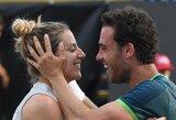 Retas atvejis: kvalifikacijoje pralaimėjęs žaidėjas tapo ATP 250 turnyro nugalėtoju
