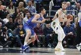 """D.Sabonis ir """"Pacers"""" patyrė pralaimėjimą"""