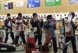 Lietuvos sportininkai startavo tarptautinėse šaudymo varžybose Lenkijoje