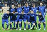 """Graikijos futbolo rinktinėje – du Europos čempionai ir naujas """"Borussia"""" pirkinys"""