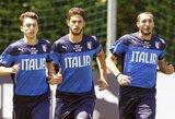 """""""Manchester United"""" klube žais Italijos rinktinės gynėjas"""