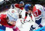 Bandymas išplėšti pergalę per pagrindinį laiką šveicarams kainavo pralaimėjimą Čekijos rinktinei