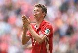 "T.Mulleris: ""Bayern"" niekada nenuobodu"""