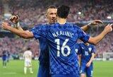 N.Kaliničius atskleidė, kodėl atsisakė pasaulio futbolo čempionate iškovoto medalio
