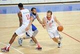 M.Gecevičiaus komanda neatsilaikė prieš Turkijos čempionus