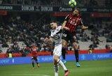 """Lygiosios Prancūzijoje sukliudė """"Rennes"""" prisivyti pirmenybių lyderius"""