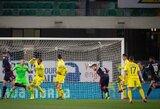 """Italijoje – triuškinama """"Cagliari"""" ekipos pergalė"""