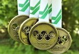 Užsukęs į Olimpinę dieną Klaipėdoje be prizo neliksi