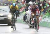 Lietuvos dviratininkų pasirodymai tarptautinėse lenktynėse Europoje