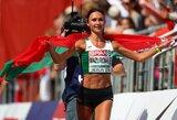 M.Eimontė Europos čempionato maratone aplenkė V.Žūsinaitę, auksą iškovojo baltarusė