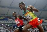 Pasaulio čempionato drama: 0.01 sek. nulėmė aukso likimą, o 0.00005 sek. – vietą finale