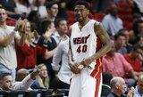 """Lieka ištikimas: U.Haslemas dar metams sugrįžta į """"Heat"""""""