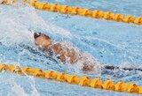 Vokietijoje vykstančiose plaukimo varžybose pergales šventė P.Grigaliūnas ir U.Mažutaitytė (rezultatai)