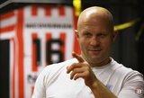 """Atsisveikinimo kova? """"Bellator"""" Maskvoje norėtų surengti revanšinę F.Jemeljanenkos ir M.Filipovičiaus akistatą"""
