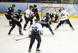 Lietuvos ledo ritulio čempionato apžvalga: įvarčių salvė ir fenomenalus ruso debiutas