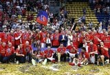 CSKA dvejas Eurolygos rungtynes sužais Kaliningrade