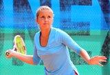 A.Balžeko atminimo jaunių teniso turnyre lietuviai pergalėmis nenudžiugino