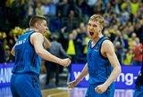R.Giedraitis Europos taurės finalo serijoje vedė ALBA į dramatišką pergalę po pratęsimo