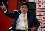 Oficialu: D.Maradona dirbs FIFA