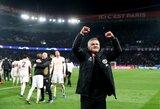 """O.G.Solskjaeras atskleidė, kokių futbolininkų vasarą ieškos """"Manchester United"""""""
