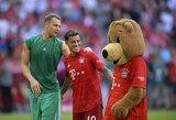 """Edersonas: """"P.Coutinho pavertė """"Bayern"""" Čempionų lygos favoritais"""""""