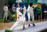 Lietuvės baigė kovas Europos jaunimo fechtavimo čempionate