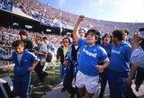 Argentinos futbolininkė kreipėsi į teismą: įrodinėja, kad yra D.Maradonos dukra