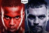 """Po traumos atsigaunantis S.Maslobojevas į """"Glory"""" ringą sugrįš spalį ir apšildys buvusio UFC kovotojo debiutą"""