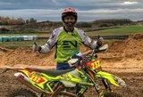 """A.Gelažninkas pirmą kartą startavo kaip """"Zigmas Dakar Team"""" narys ir iškovojo čempiono titulą"""