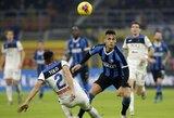 """""""Inter"""" vietiniame čempionate prarado taškus"""