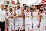 Turkijos krepšinis skendi problemose: ketvirta komanda pasitraukė iš artėjančio šalies čempionato