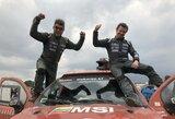 A.Juknevičius Lietuvai padovanojo įspūdingą Dakaro rekordą