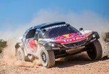 """Gyvenu Dakaru: kam atiteks favorito statusas pasitraukus """"Peugeot""""?"""