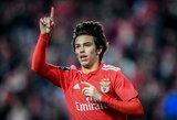 """Oficialu: """"Atletico"""" atriekė 120 mln. eurų už jaunąjį J.Felixą"""
