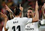 """S.Ramosas prieš laukiantį pusfinalį FIFA pasaulio klubų taurėje: """"Mūsų tikslas visada yra laimėti"""""""