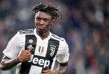 """Vėlyvas M.Keano įvartis padovanojo """"Juventus"""" pergalę prieš """"AC Milan"""""""